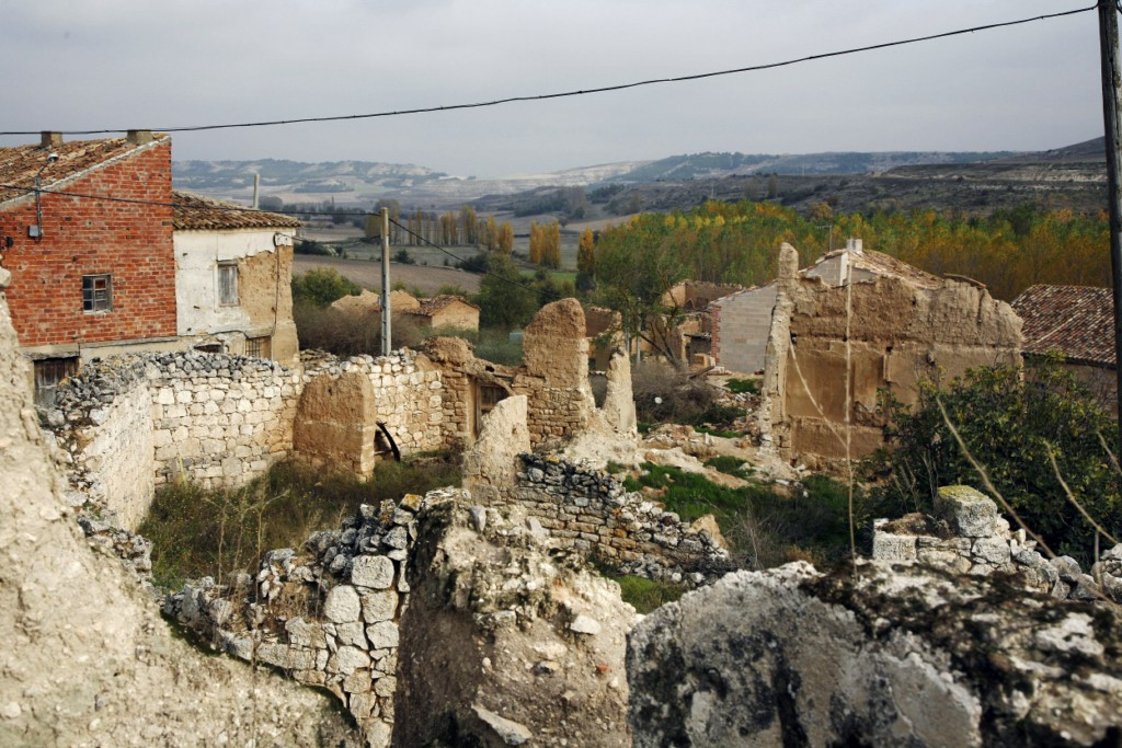 Tabanera Ruinas